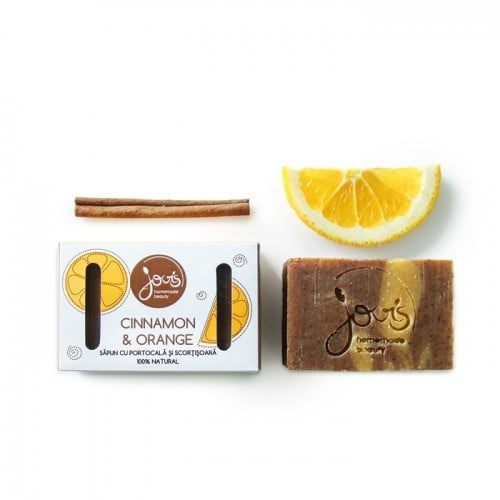 Cinnamon & Orange - sapun natural