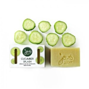Cucumber splash - sapun natural