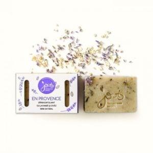 En Provence - sapun natural exfoliant