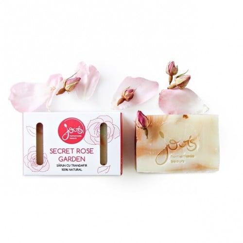 Secret Rose Garden - sapun natural