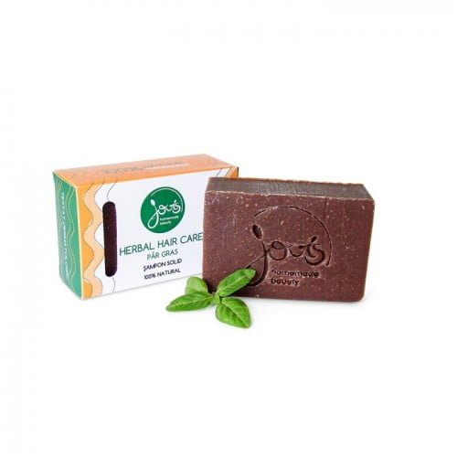 Herbal Hair Care - par gras - sampon solid