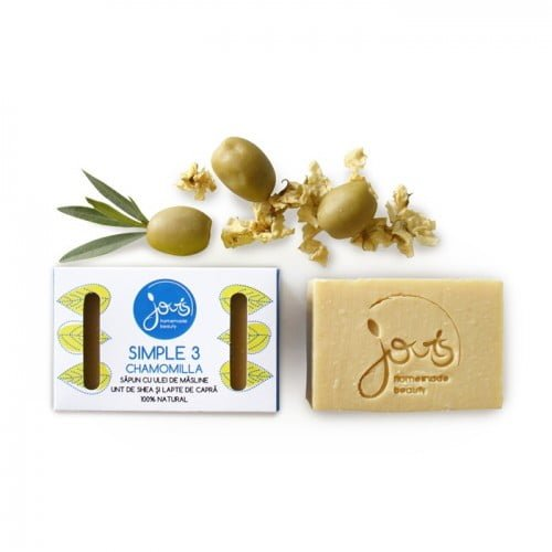 Simple 3 Chamomilla - sapun natural