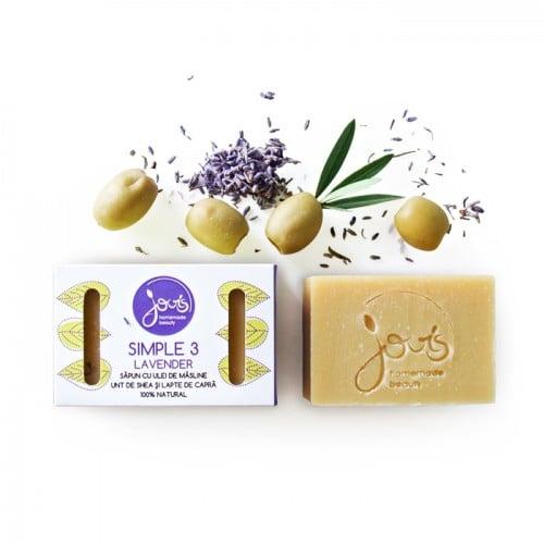 Simple 3 Lavender - sapun natural