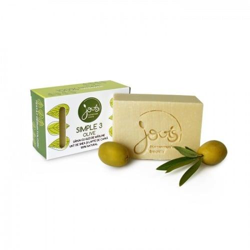 Simple 3 Olive - sapun natural