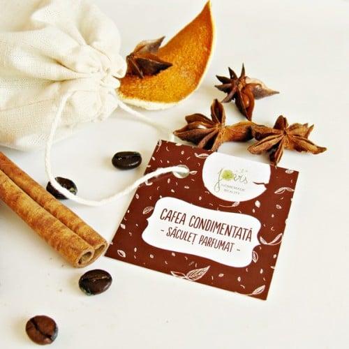 Cafea condimentata - saculet parfumat