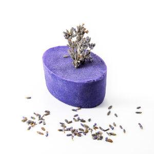 Sapun natural parfumat cu lavanda