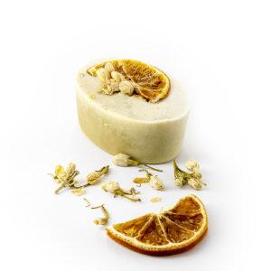 Sapun natural parfumat cu iasomie si portocala