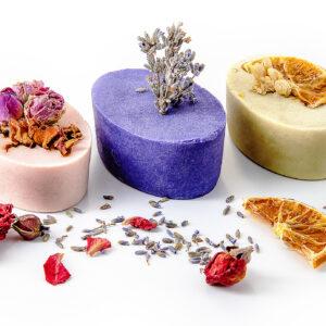 Set sapunuri naturale Emotii